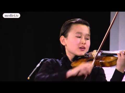 Daniel Lozakovitj and Julien Quentin - Tzigane - Maurice Ravel