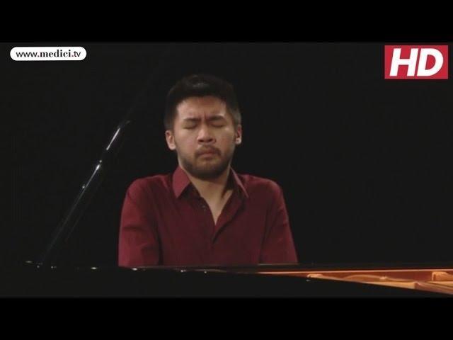 Conrad Tao - Stravinsky, Petrouchka, Russian Dance
