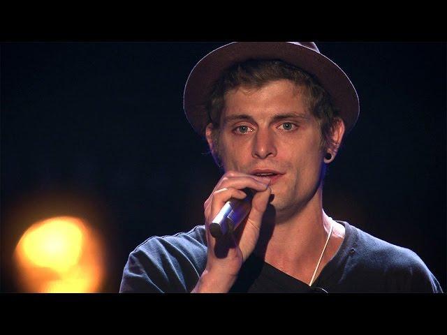 """Supertalent 2014 Andreas Hruska mit """"Einmal sehen wir uns wieder"""" von """"Andreas Gabalier"""""""