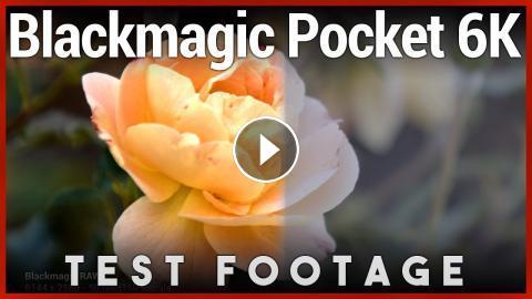 Bmpcc 6k Test Footage 8k Upload Blackmagic Pocket Cinema Camera 6k