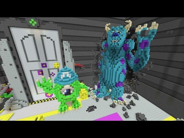 Minecraft Xbox - Disney Pixar - Hunger Games