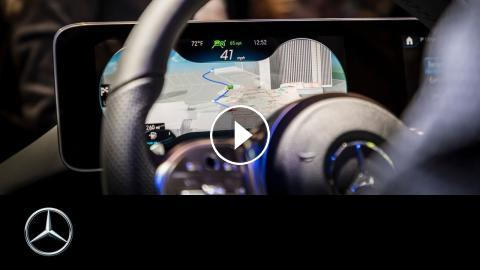 the all-new mercedes-benz infotainment system (mbux) | ces 2018