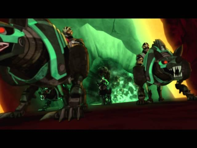 Slugterra: Ghoul from Beyond - Trailer