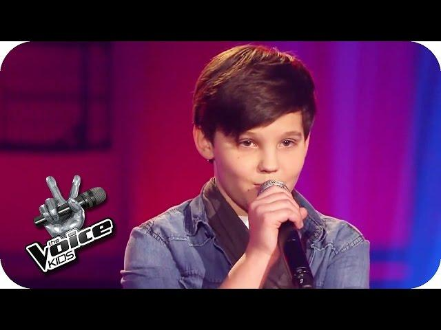 The Voice Kids 2015 | Malte: Auf anderen Wegen | Blind Auditions | SAT.1