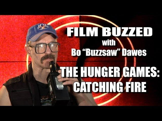 Film Buzzed with Bill Dawes - Film Buzzed - The Hunger Games: Catching Fire (Movie Review)