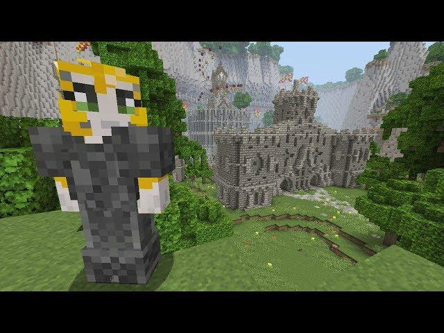 Minecraft Xbox - The Chunky Games - Elemental Bastion