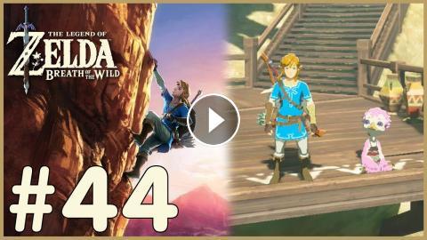 Zelda Breath Of The Wild Rito Village 44