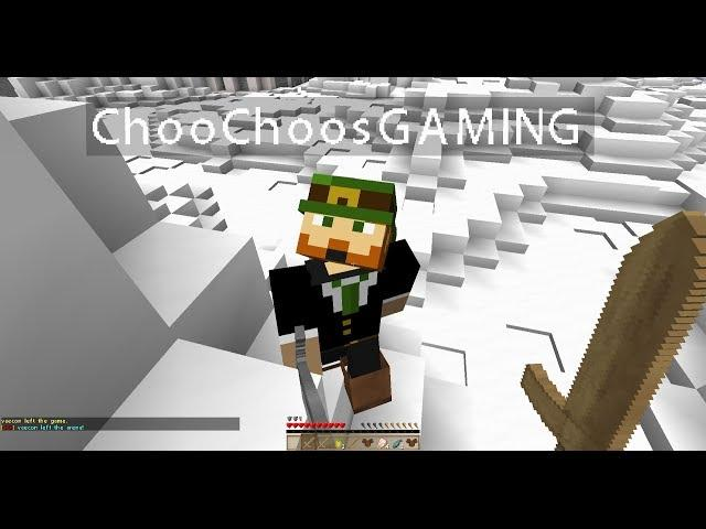 Minecraft - My First PC Hunger Games