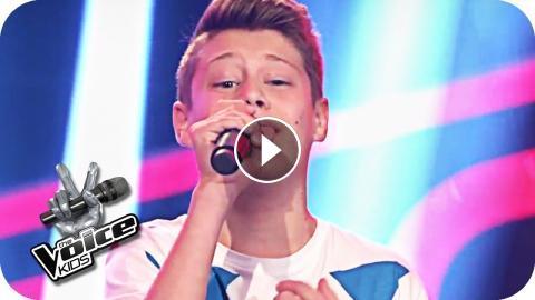 Marlon Was Immer Du Willst Can The Voice Kids 2017 Blind