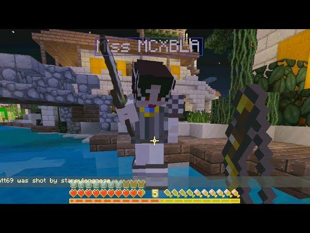 Minecraft Xbox - Ascending Tides - Hunger Games