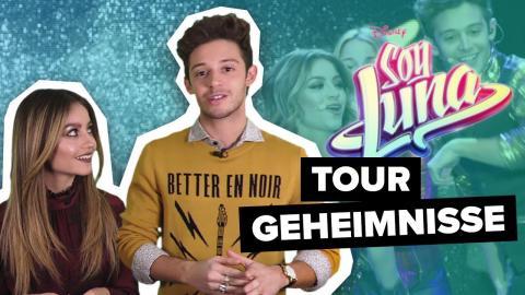 Soy Luna Live: Karol Sevilla & Ruggero Pasquarelli über Tour-Geheimnisse | Digster Pop Konzertcheck