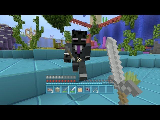 Minecraft Xbox - Bubble Panic - Hunger Games W/IBallistic Squid